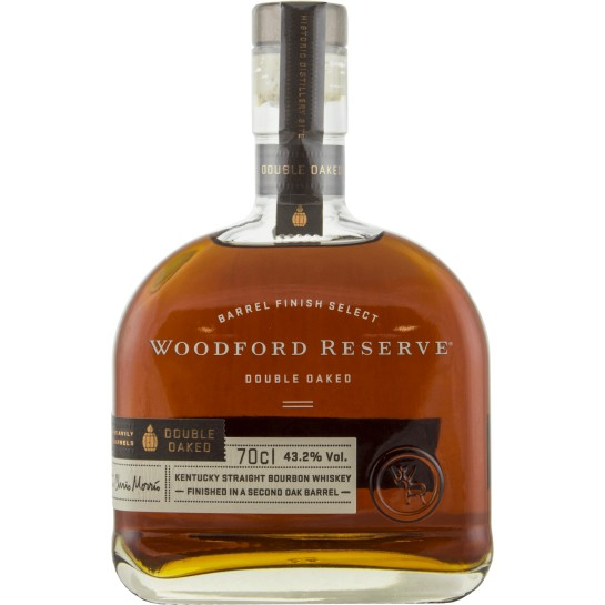 BOURBON WOODFORD DOUBLE OAKED