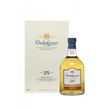 WHISKY 25 ANS DALWHINNIE