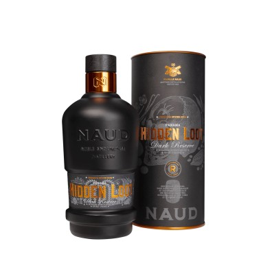 RHUM SPICED HIDDEN LOOT DARK RESERVE NAUD