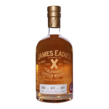 WHISKY TRADE MARK X JAMES EADIE