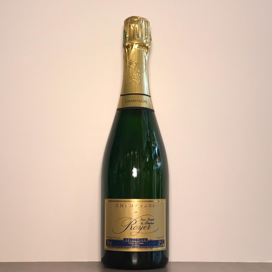CHAMPAGNE ROYER BRUT SELECTION