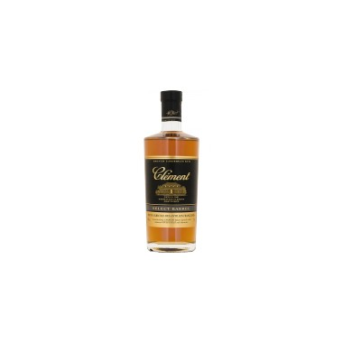 RHUM MARTINIQUE SELECT BARREL CLEMENT