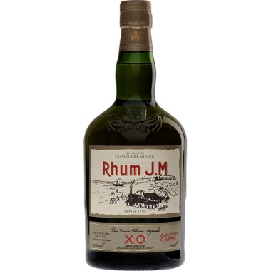 RHUM MARTINIQUE XO JM