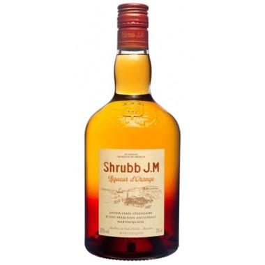 LIQUEUR RHUM MARTINIQUE SHRUBB JM