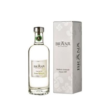 EAU DE VIE POIRE WILLIAM BRANA
