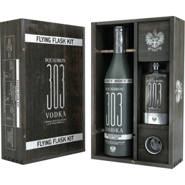 VODKA SQUADRON 303 COFFRET FLYING